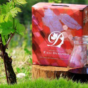 Muntruss vino rosso