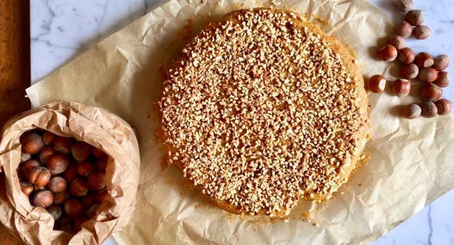 La nostra torta di nocciole del Monferrato arriva in Dispensa!